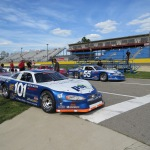 RA Super Late Models prepare to qualify